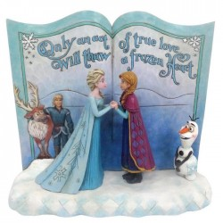 Disney Traditions Frozen Act Of Love Book