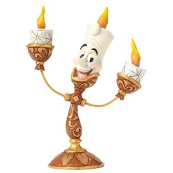 Disney Traditions Beauty & The Beast Lumiere Ooh La La