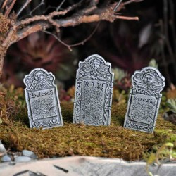 Fairy Garden Accessories Gravestones