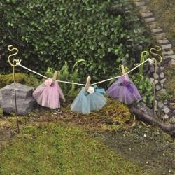 Fairy Garden Accessories  Clothes Line