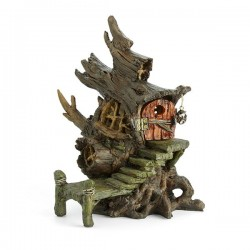 Fairy Garden House Mystic Marsh Swamp Shack
