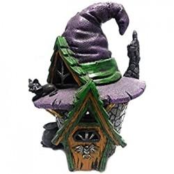 Fairy Garden House Witch Hat