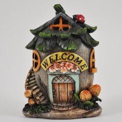 Fairy Garden House Small Nut