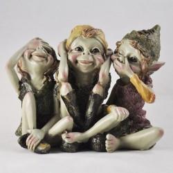 Three Wise Pixies
