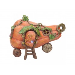 Fairy Garden House Butternut Barrow