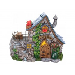 Fairy Garden House Fairy Tavern