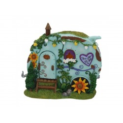 Fairy Garden House Home Is Where You Park It