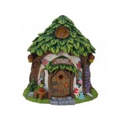 Fairy Garden House Woodland Tearooms