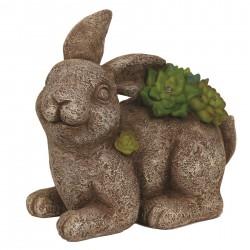 Solar Garden Ornament Rabbit