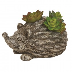 Solar Garden Ornament Hedgehog