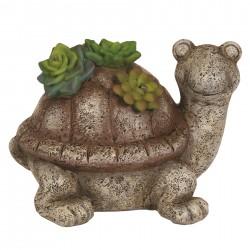 Solar Garden Ornament Tortoise