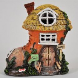 Fairy Garden House Small Boot Cottage