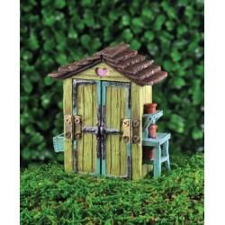 Fairy Garden Accessories Garden Shed