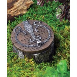 Fairy Garden Accessories Gnome Hatch
