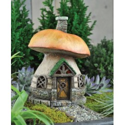Fairy Garden House Mushroom Cottage
