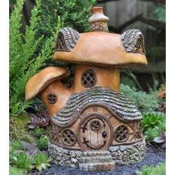 Fairy Garden House Mushroom Tavern