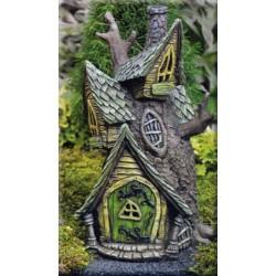 Fairy Garden House Tree