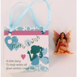 Fairy In Gift Bag Make A Wish