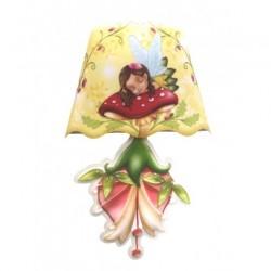 Fairy Night Light Toadstool Fairy