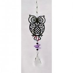 Crystal Sundrop Owl