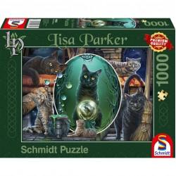 Lisa Parker Puzzle Magical Cats