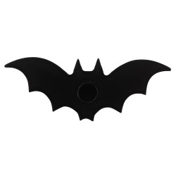 Spell Candle Holder Bat