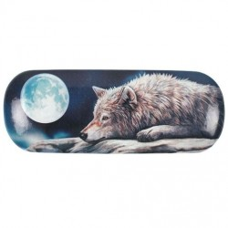 Glasses Case Quiet Reflection by Lisa Parker