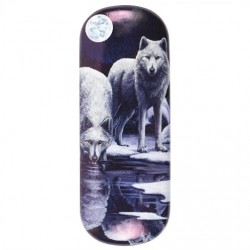 Glasses Case Warriors of Winter by Lisa Parker