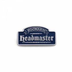 Harry Potter Pin Badge Hogwarts Headmaster