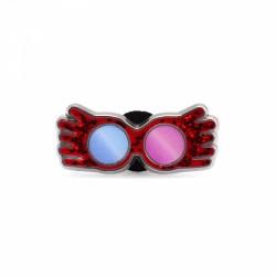 Harry Potter Pin Badge Luna's Glasses