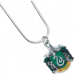Harry Potter Necklace Slytherin Crest