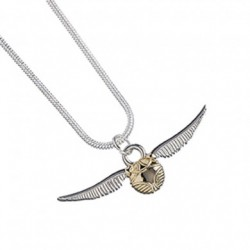 Harry Potter Necklace Golden Snitch