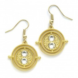 Harry Potter Earrings Time Turner (Fixed)