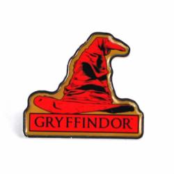 Harry Potter Pin Badge Gryffindor Sorting Hat