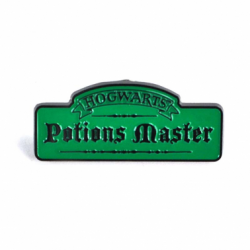 Harry Potter Pin Badge Potions Master