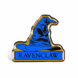 Harry Potter Pin Badge Ravenclaw Sorting Hat