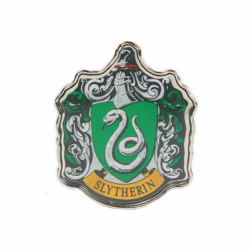Harry Potter Pin Badge Slytherin Crest