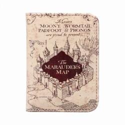 Harry Potter Marauders Map Travel Pass Holder