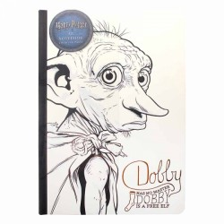 Harry Potter A5 Premium Notebook Dobby