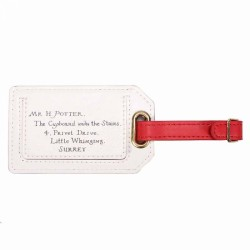 Harry Potter Letter Luggage Tag