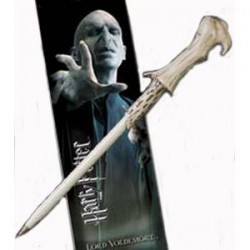 Harry Potter Wand Pen & Bookmark Set Lord Voldemort