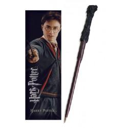 Harry Potter Wand Pen & Bookmark Set Harry