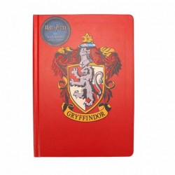 Harry Potter A5 Premium Notebook Gryffindor