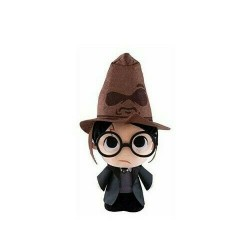 Harry Potter Supercute Plushie Harry and Sorting Hat