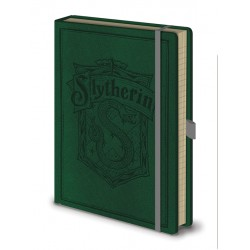 Harry Potter A5 Premium Notebook Slytherin