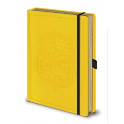 Harry Potter A5 Premium Notebook Hufflepuff