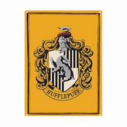 Harry Potter Small Tin Sign Hufflepuff Crest