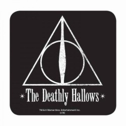 Harry Potter Coaster Deathly Hallows