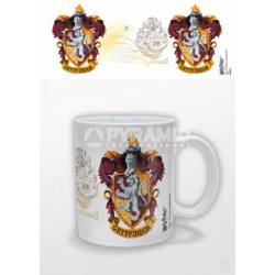 Harry Potter Crest Mug Gryffindor