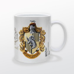 Harry Potter Crest Mug Hufflepuff